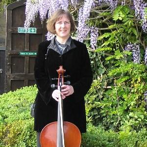 Fiona Hedges: The Cotswold Ensemble. String Quartet for hire.