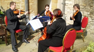 The Cotswold Ensemble at Lincoln College, Oxford