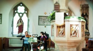 Cotswold Ensemble String Duo for hire